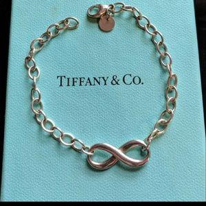 Tiffany's Infinity Bracelet
